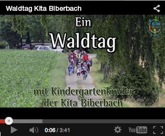 Waldtag der KITA Biberbach