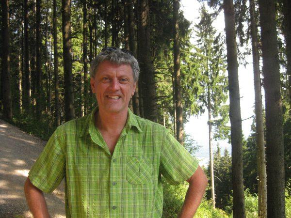1. Bürgermeister Wolfgang Jarasch